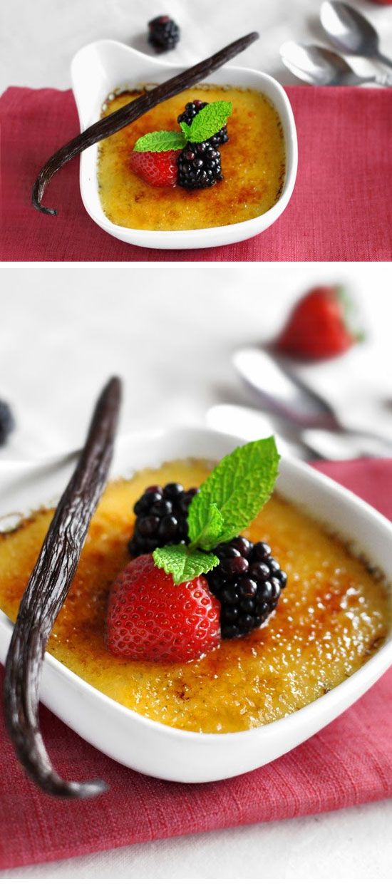 how to make quick creme brulee