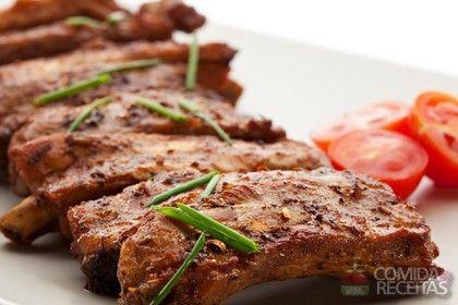Receita de Costela de porco assada com limão e mel em receitas de carnes, veja essa e outras receitas aqui!