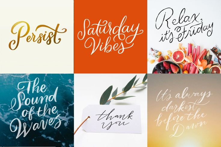 Download Procreate Lettering Brush Bundle in 2020 | Procreate ...