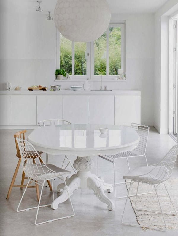 The stunning home of a dutch photographer
