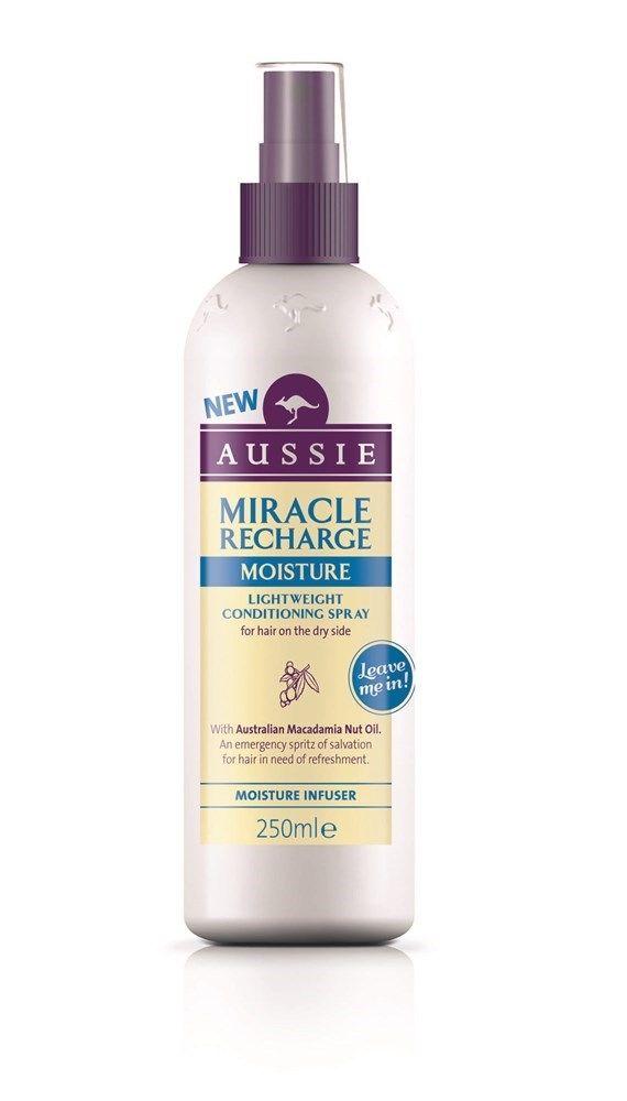 Recupera tu melena tras el verano: Miracle Recharge Moisture de Aussie
