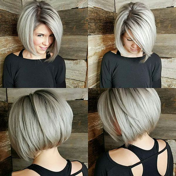 45+ Best Short Haircuts for Women 2018 – 2019Short Hairstyles 2018 - 2019   Most Popular Short Hairstyles for 2019 Page 8