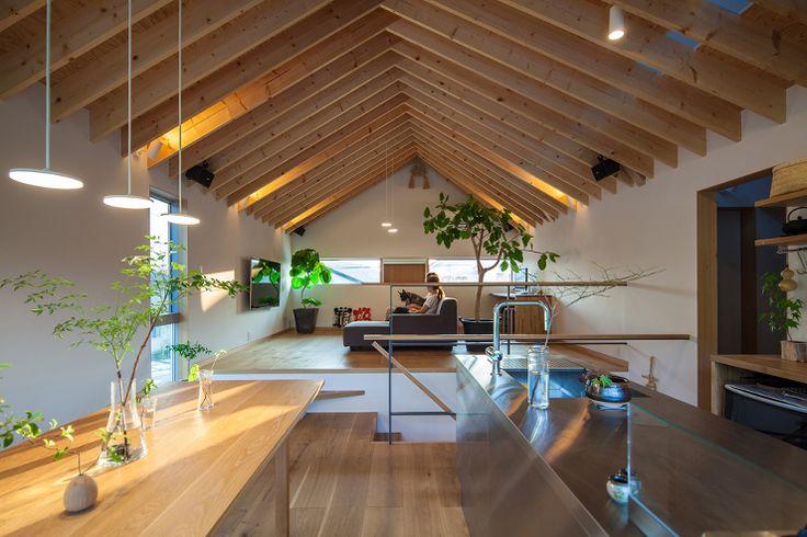 akka一級建築士事務所 『森を望む家』 http://www.kenchikukenken.co.jp/works/1468896662/33/