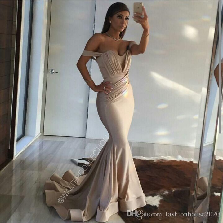 7072be84f2 free shipping, $89.45/piece:buy wholesale champagne evening dresses ...