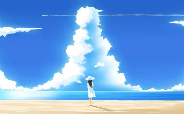 Anime ocean | Added: Jul 01, 2012 | Image size: 602x375px | Source: www.vergon.ru