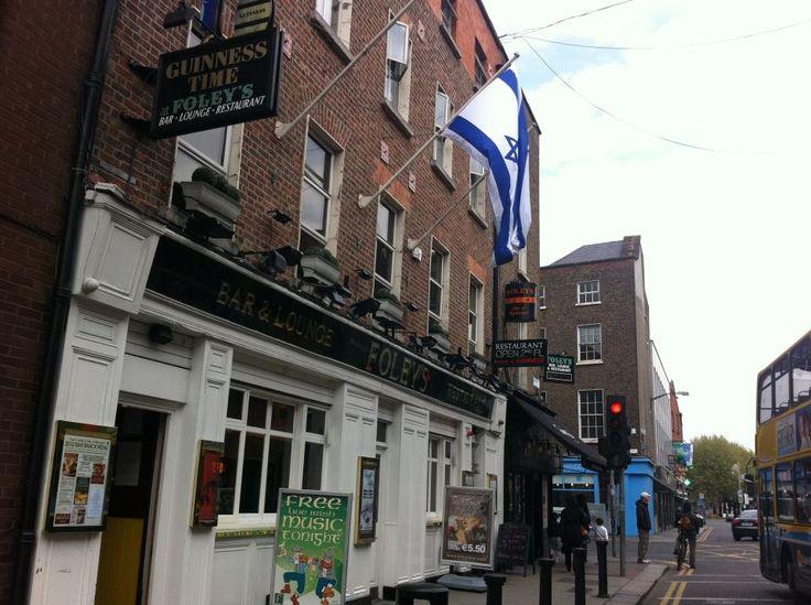 Foley's Pub Dublin-Ireland