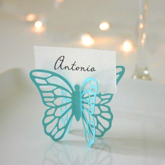 Cute place card idea!