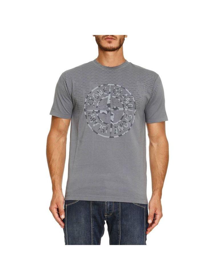 STONE ISLAND T-shirt T-shirt Men Stone Island. #stoneisland #cloth #
