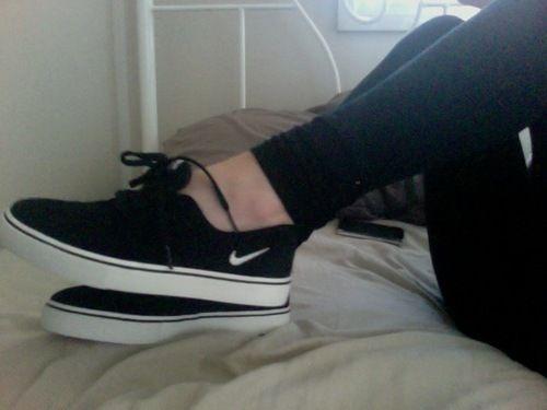 black nike running shoes tumblr. soft grunge | tumblr. running sneakersblack nike black shoes tumblr