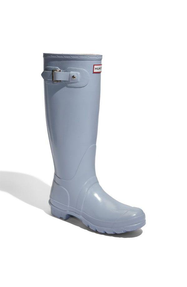rain boots on sale | Hunter 'Original Tall' Rain Boot @ Nordstrom