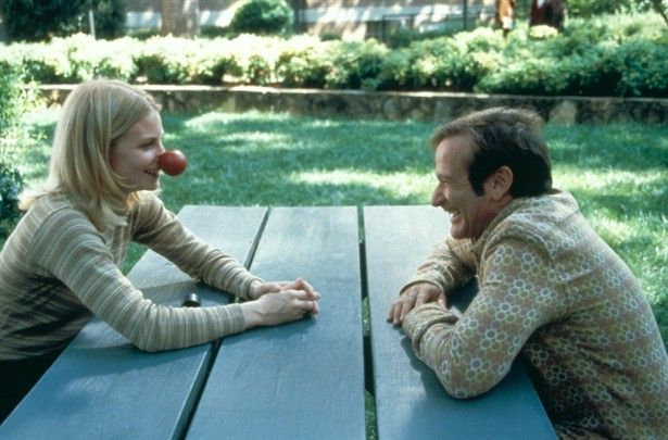 :: Patch Adams :: You treat a patient, you win, you lose. You treat a person, I guarantee you win.