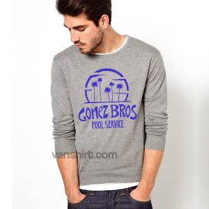 Gomez Bros sweatshirt Pool Service Terriers TV series sweater