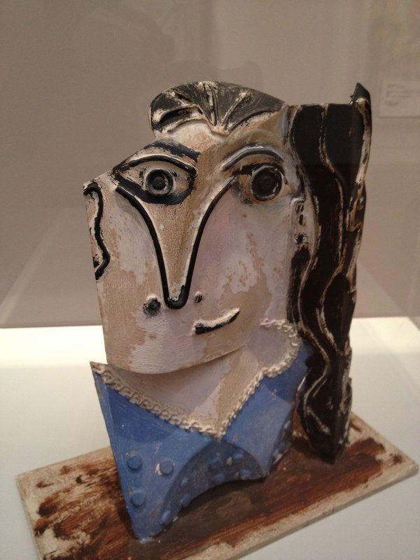 Picasso ceramic  Museum Ludwig Köln  Germany