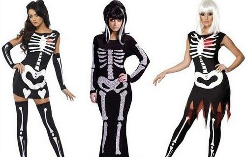 6 простых идей: как сделать костюм на Хэллоуин своими руками.