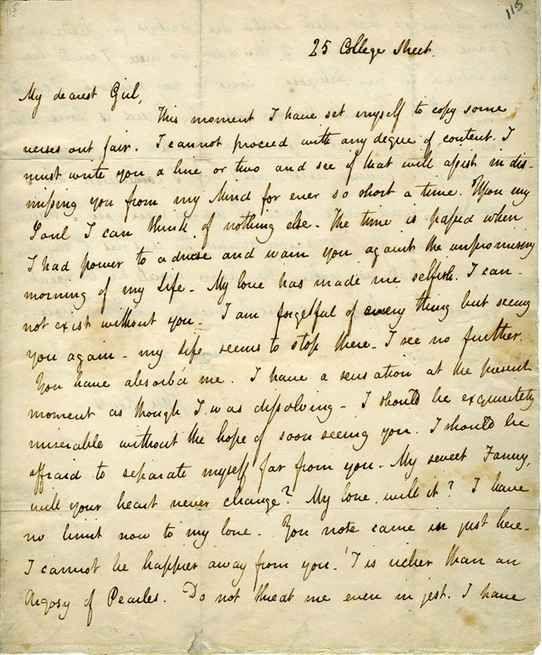 Best  Romantic Love Letters Ideas On   Polices De