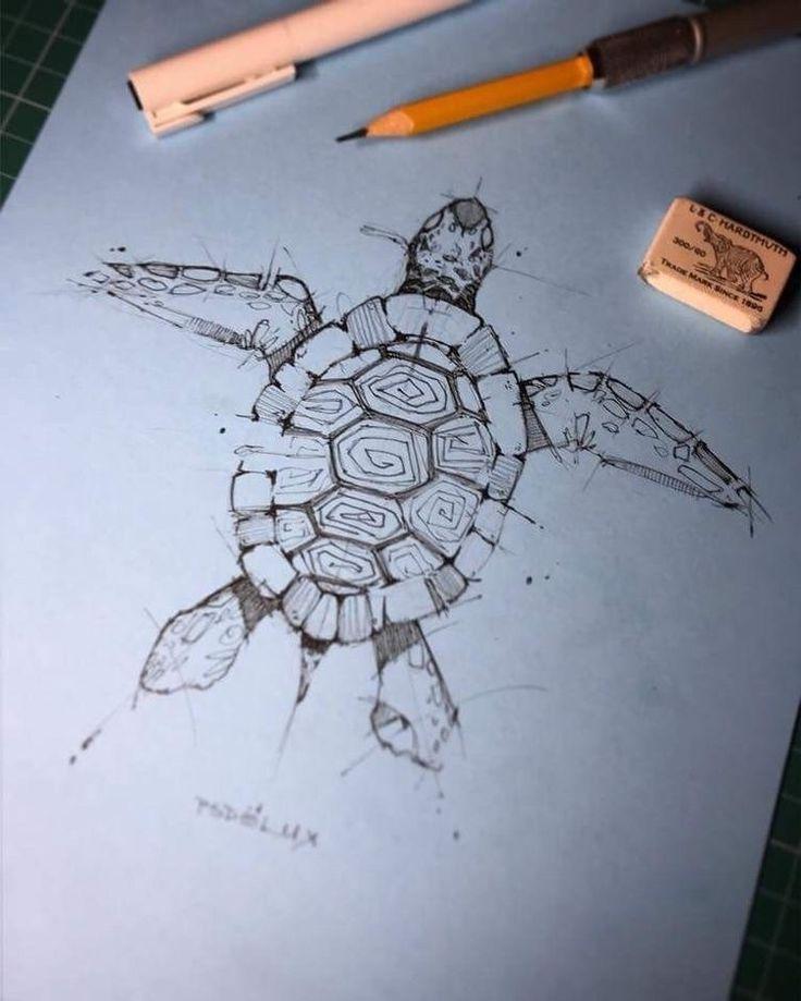 40 Free & Easy Animal Sketch Zeichnen von Informat…