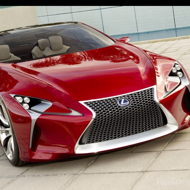 Lexus Lf Lc Sports Car Could Be Made Will It Be A Hybrid