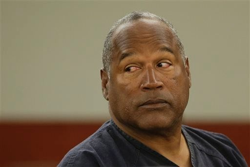 O.J. Simpson returns to Las Vegas court in bid for new trial