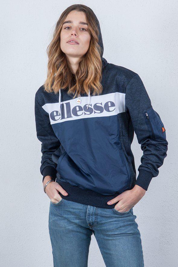 Ellesse - El Pollino Half Zip, #ellesse, #hoodie, #trend2017,