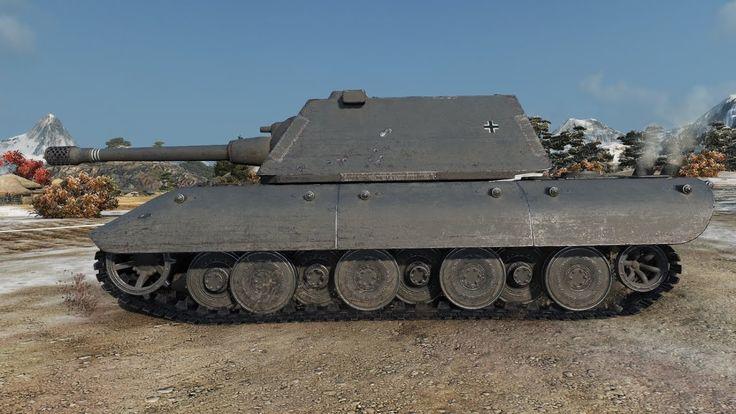 World of Tanks E 100   10.100+ DMG - Sacred Valley