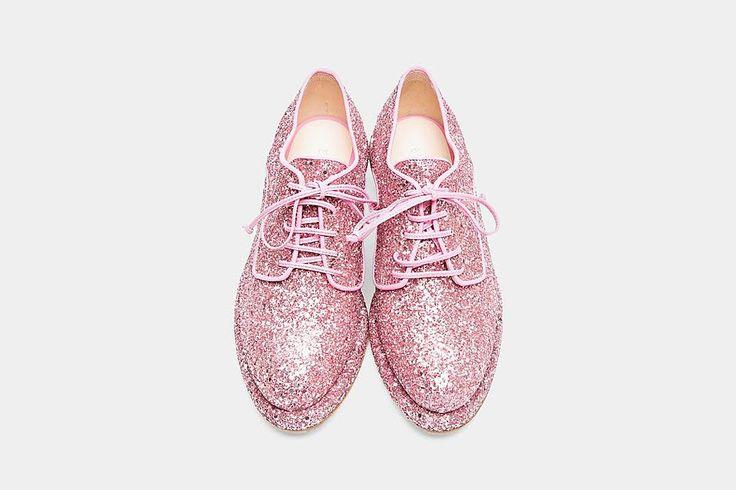 Сверкающие ботинки Simone Rocha