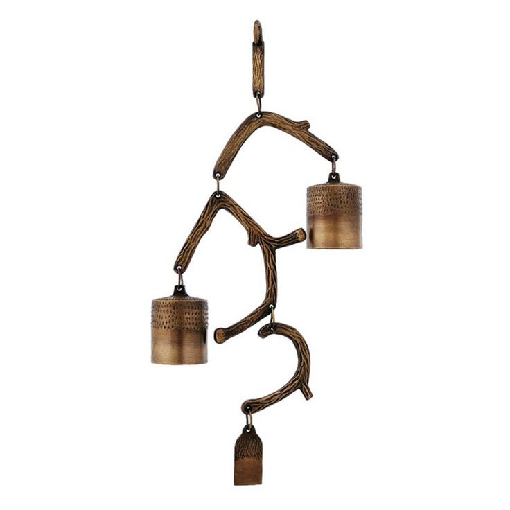 Achla Designs Contemporary Hanging Bell Clusters - WIB-04