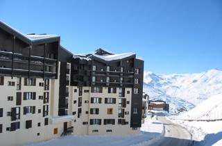 Vacances ski pas cher à la Résidence Roche Blanche