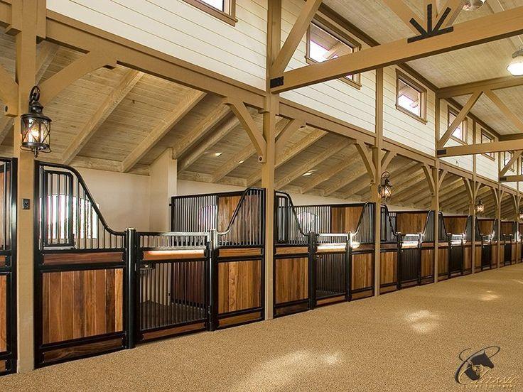 49 Best European Series Horse Stalls Images On Pinterest