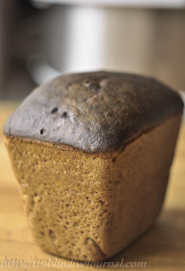 Простой ржаной хлеб - Записки кулинарного озорника