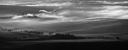 How the mists arise by Peter Svoboda