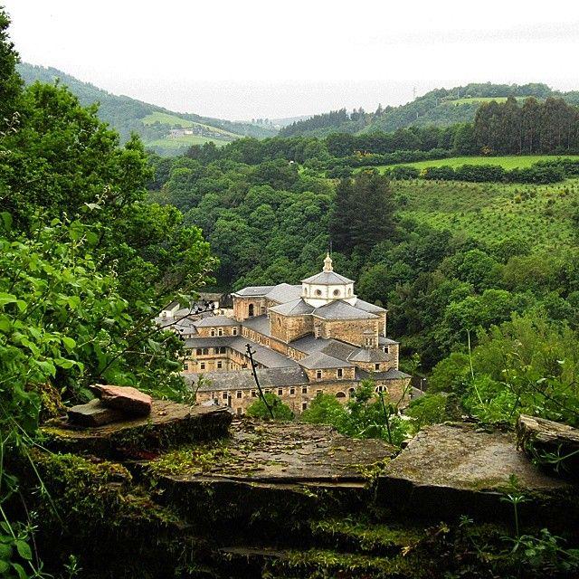 Mosteiro de Samos - Lugo. Galicia. Spain