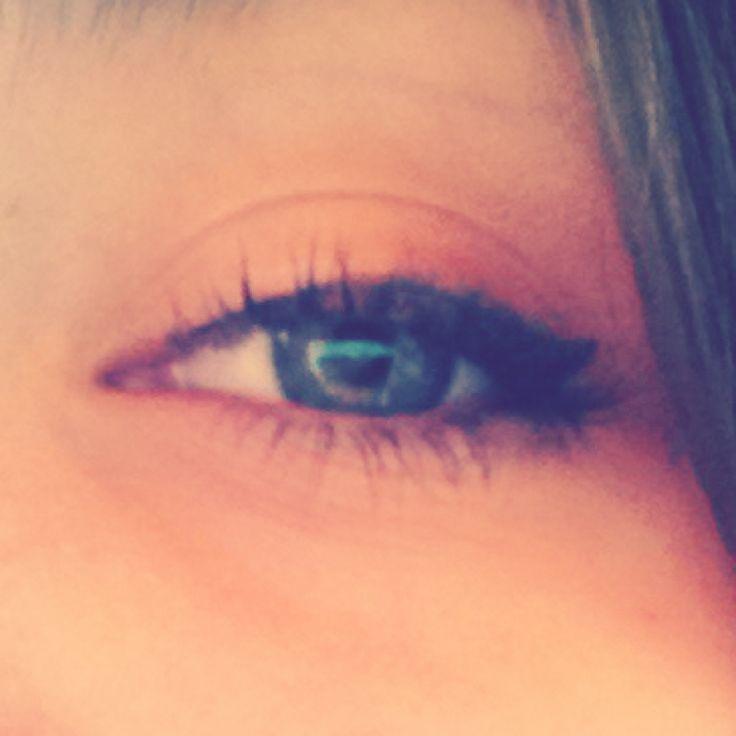 I love my eye :3