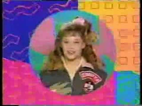 The All-New Mickey Mouse Club - Season 3 Opening (1990): I always wanted 1 of those cool jackets.