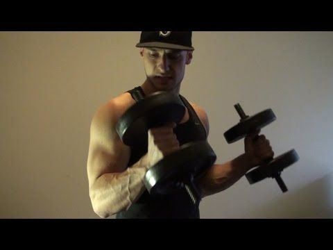 Forearm Workout For BIG FOREARMS! - YouTube
