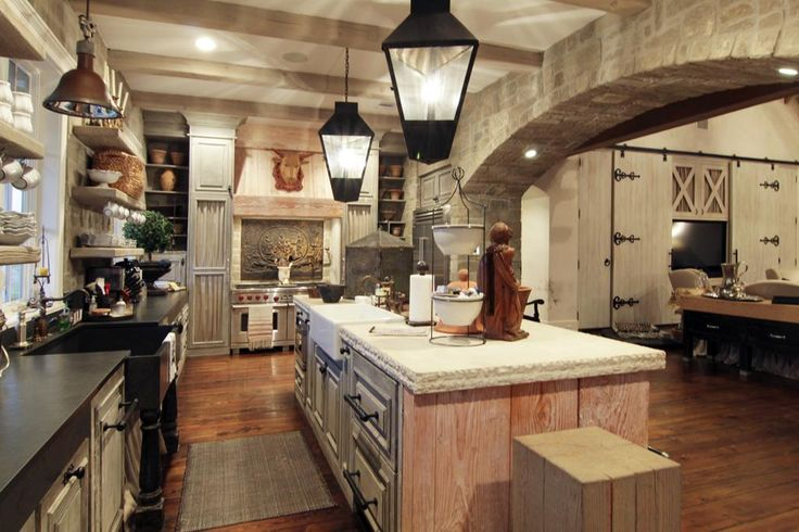 1000 images about over the top kitchens on pinterest for Fabulous kitchens