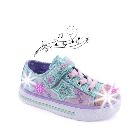 Tenisi fete Twinkle Wishes Enchanters - Skechers