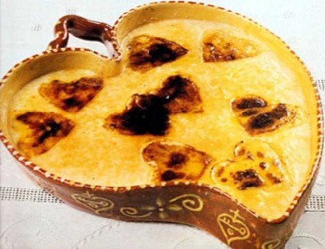 Receita de Leite-creme para os Sarrabulhos (Viana do Castelo) | Doces Regionais