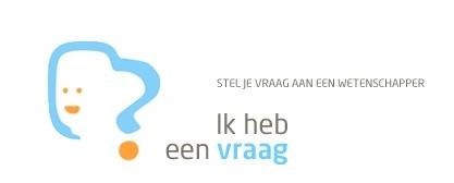 www.ikhebeenvraag.be is een interactieve vraagbaak: een website waar een breed publiek terecht kan met vragen over wetenschap in de ruime betekenis. Wetenschappers van 32 verschillende Vlaamse en federale wetenschappelijke onderzoeksinstellingen, universiteiten en hogescholen geven antwoord op vragen van jong en oud.