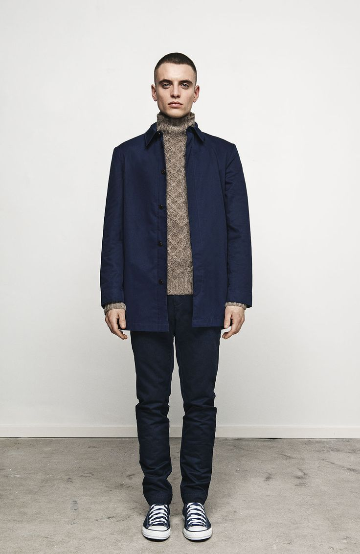 Armoire d´homme AW15 collection