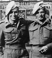 Reg Seekings died16/3/1999 was one of the original members of L Detachment SAS Brigade, founded by David Stirling in North Africa in July 1941. Reg Seekings was involved in their first operation to parachute 64 troops in the Gazala area. High winds caused havoc and, of the 64 who dropped, only 21 returned that night including Reg Seekings.