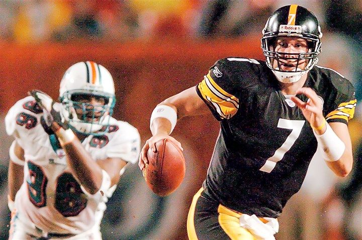 Ron Cook: Flashlights played key role in Big Ben's first NFL start in Miami 12 years ago