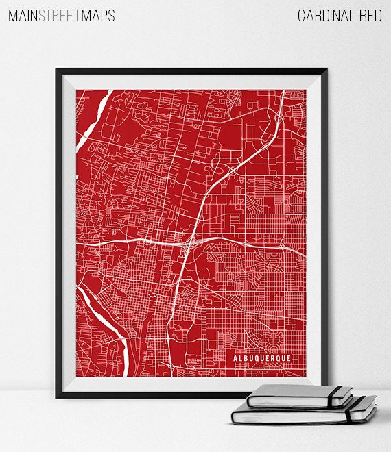 Albuquerque Map Art Print, Albuquerque City Map of Albuquerque Art Poster of New Mexico State Map Albuquerque NM University of New Mexico https://www.etsy.com/listing/226617287/albuquerque-map-art-print-albuquerque?ref=shop_home_active_1