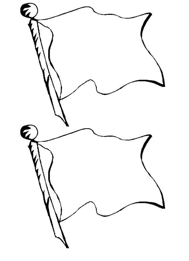 Homeschool Helper Online's Free Flag Lapbooking Template Alle vormen en soorten lapbook flappen  Klaar om te gebruiken