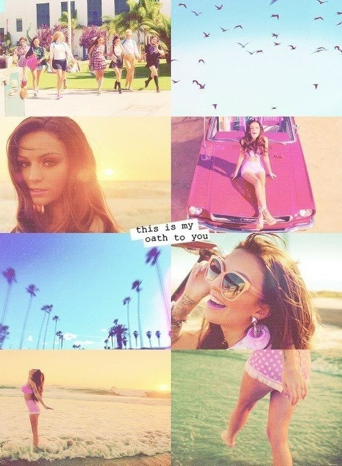 Oath by Cher Lloyd love this song~