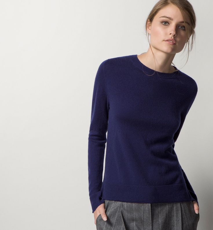 JERSEY 100% CASHMERE