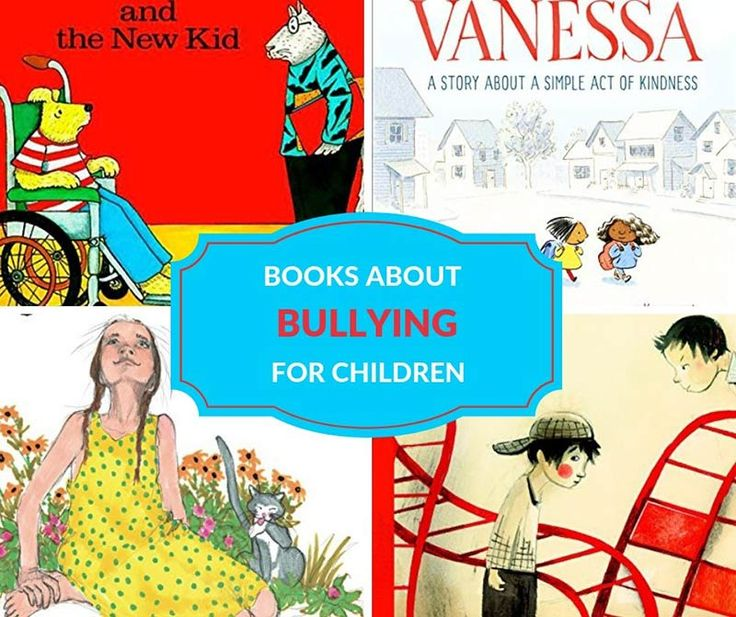 Help kids deal with bullying with these picture books – kindness