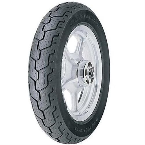 Dunlop D402 Harley-Davidson Rear Tire – MT90B16 TL, Speed Rating: H, Tire Type: Street, Tire Construction: Bias, Position: Rear, Tire Size: MT90-16, Rim Size: 16, Load Rating: 74, Tire Application: Touring 301791