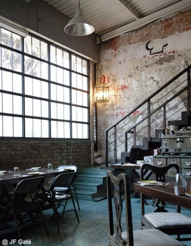 Pin tillagd av the koala p interior pinterest - Loft industriel design eclectique reiko feng shui ...