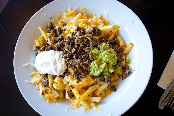 Carne Asada Fries: Top 5 in town.