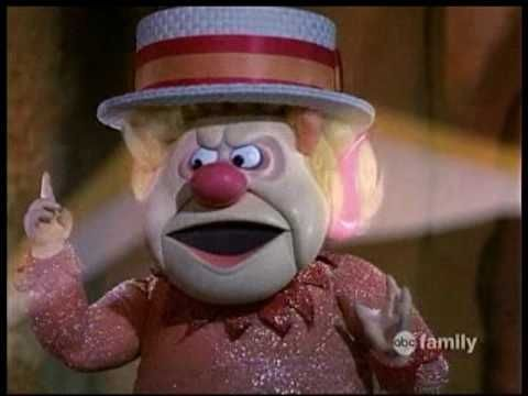 ♥ A favorite... We actually watched the holiday specials then. Heat Miser Song - The Year Without a Santa Claus 1974